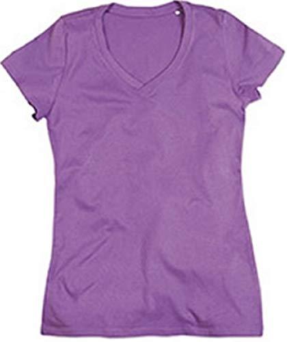 Absab Ltd Lavande T Violet shirt Femme ZZSx4r