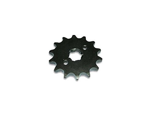 Pignon #420 - Ø int. 17mm - 17 Dents - Dirt Bike/Mini Moto NEW MOTORZ