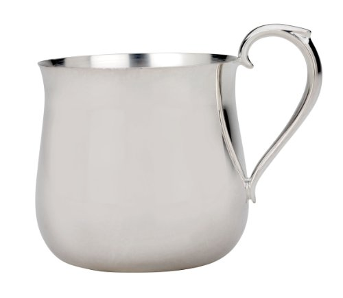Barton Classic Baby Cup - Reed & Barton Silver Plate Baby Cup
