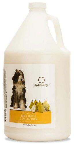 (Oster Hydrosurge Premium Milk Bath Conditioner, California Pear 1 Gallon)