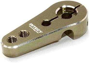r=20-27mm Alloy Machined Adjustable Length Servo Horn 23T for KO /& JR Servo