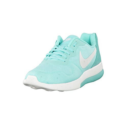 2016 New Women Sneakers Breathable Mesh Light Running Shoes (Green) - 3