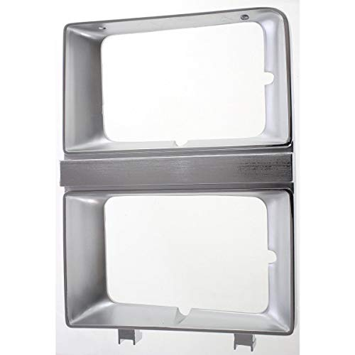 - Headlight Door For 1981-1982 C10 C20 C30 K10 K20 K30 GMC C1500 C2500 Jimmy Right
