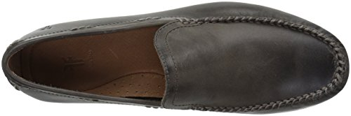 Frye Lewis Men's Loafer Charcoal Venetian q7OxarqF