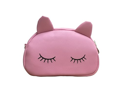 Body Bag Cute XMLiZhiGu Mini Cross Chain Women's Girls Handbag Purse Fashion Cat Pink Shouder Phone Kitty Bwqq8xv