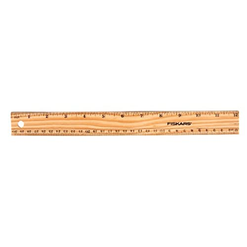 12 inch ruler with centimeters and inches amazoncom