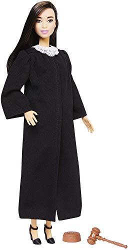 Barbie Career of The Year Judge Doll, Black Hair (Barbie Doll Black Hair)