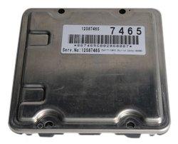 ACDelco 12587465 GM Original Equipment Powertrain Control Module