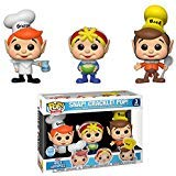 - Funko Pop! Ad Icons 3 Pack Rice Krispies Snap! Crackle! Pop Shop Exclusive