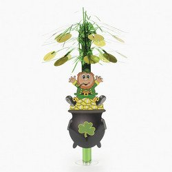 St. Patrick's Day Tabletop Fountain