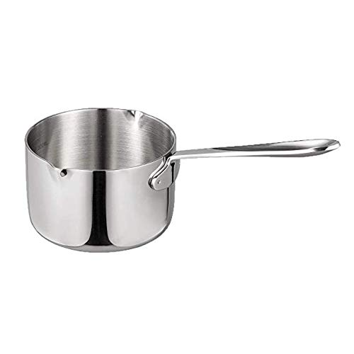 Classic Stainless Steel 0.625-Quart Butter Warmer