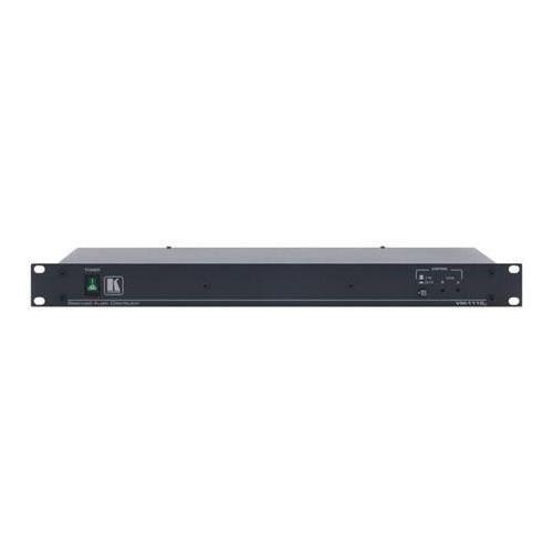 Stereo Balanced Audio Amplifier Distribution (Kramer Electronics VM-1110XL 1:5 (Stereo) DA or 1:10 (Balanced) Mono Audio Distribution Amplifier)