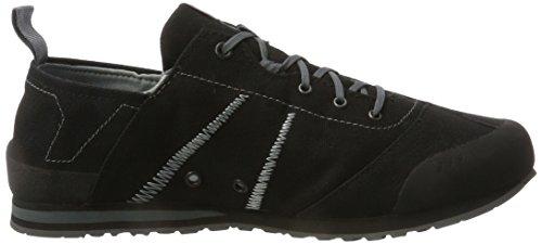 grey Schuh und Zustiegs Damen Black Sloper Low Canvas Wander Herren fAzxqI