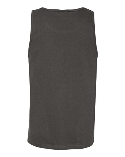 FOL 39TK Adult Heavy Cotton Tank Top, Charcoal Grey, Extra Large