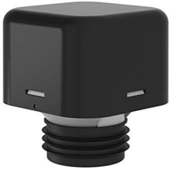 Sanit Rohrbelüfter ventilair Außenbereich DN 70-100 schwarz 11A2300S099