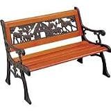 Essentials Kids Bench Worldwide Sourcing Chairs SXL-PB401B-N 045734976979