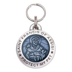 Saint Francis of Assisi – Light Blue, My Pet Supplies