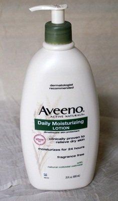 Aveeno Active Naturals Daily Moisturizing Lotion, 20 Ounce P