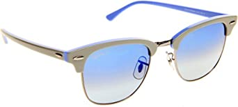 Ray Ban Blue And Grey Sunglasses