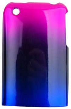 Cell Armor IPHONE4-SNAP-A005-EC Snap-On Case for iPhone 4/4S - Retail Packaging - Two Tones, Pink/Blue