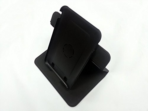 Free Barnes & Noble NOOK HD+ 9 inch Protective 360 Stand Cover, Black