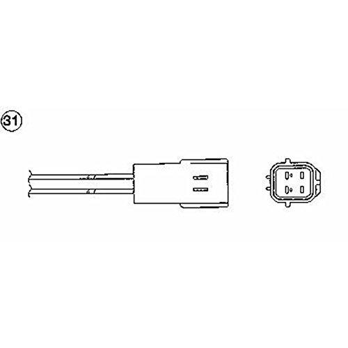 NGK 0017 Lambda Sensors: