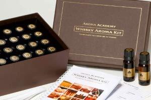 (Aroma Academy - Whisky Aroma Kit - 24 Aroma Nose Training System)