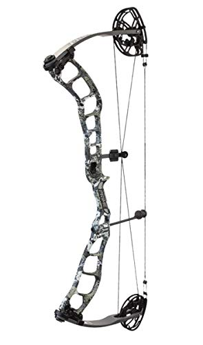 G5 Prime CENTERGY 33 Right Hand Compound Bow Recon Grey 28.5