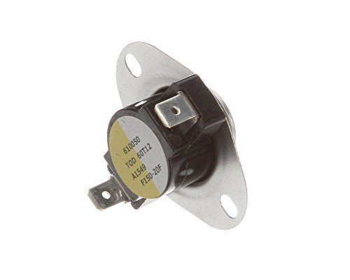 Doyon ELT503 Thermodisc High Limit Switch for Piz3-6 Electric Pizza Deck Oven, 140 Degree F