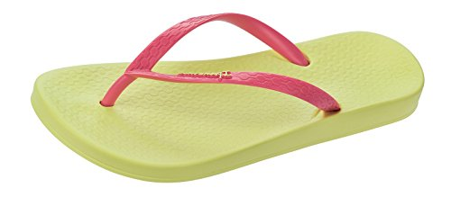 Ipanema Tropical Flip Flops Mujeres / Sandalias Yellow