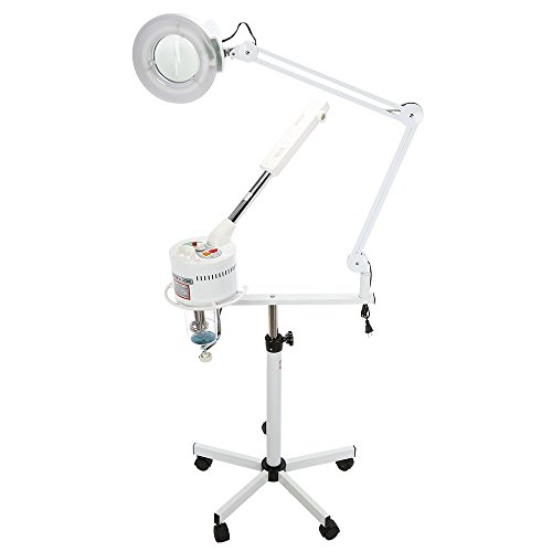Facial Steamer Magnifying Lamp - 4