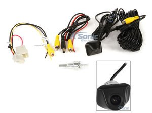 Crux RVCTY-71 CRUX RVCTY-71 Toyota Rear-View Camera Integration Kit (Toyota Camry Pro Kit)