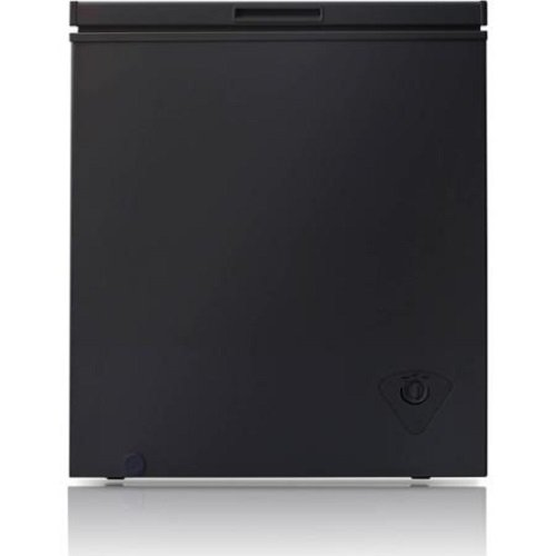Price comparison product image Generic WHS-185C1WSB Arctic King 5.0 cu ft Chest Freezer, Black