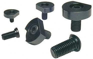 Machinable Fixture Clamps PK4 3//8-16