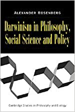 Book Darwinism in Philosophy, Social Science and Policy (Cambridge Studies in Philosophy and Biology)