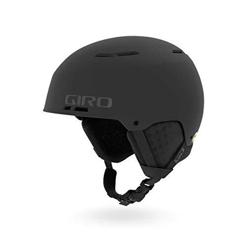 (Giro Emerge MIPS Snow Helmet Matte Black LG 59–62.5cm)