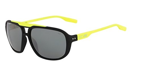 Nike Grey with Silver Flash MDL 205 Sunglasses, Matte - Sunglasses Online Smith