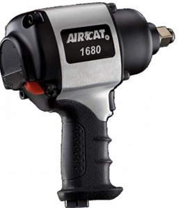 AirCat 3/4in. Extreme-Duty Industrial-Grade Aluminum Impact Wrench - Model 1680