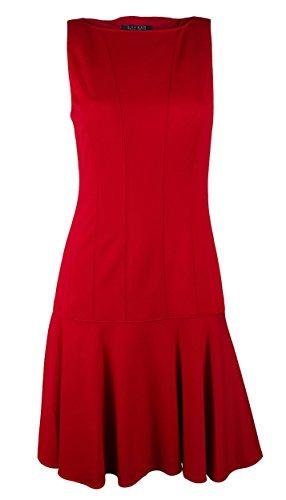 RALPH LAUREN Women's Sleeveless Flare Dress-vr-2 by RALPH LAUREN