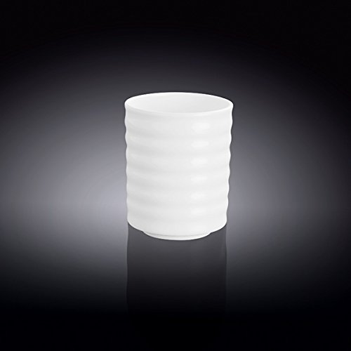 Wilmax 993019 200 ml Japanese Style Cup44; White - Pack of 72
