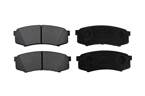 Toyota Genuine Parts 446660140 Rear Brake Pad Set