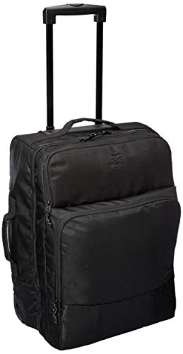 Billabong Men's Booster Carry On Travel Bag Stealth One Size