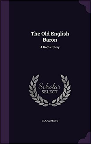 Book The Old English Baron: A Gothic Story
