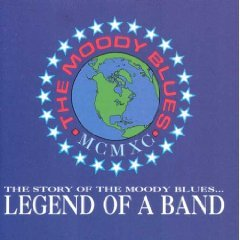 Blues Rock Legends - The Story of the Moody Blues... Legend of a Band