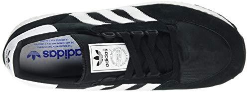 negbás Negro Para Zapatillas Deporte Adidas Hombre negbás De Grove 000 Forest ftwbla Cw0fnqp8