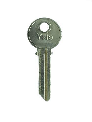 Yale RN11-GA Standard Bow Key Blanks (Box Of 50)