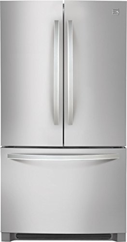 Kenmore 70413 27.6 cu. ft. French Door Refrigerator, Stainless Steel