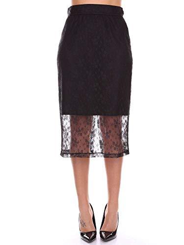 Negro Mujer 5318 Blugirl Falda 5318 Blugirl XwZqXzaY