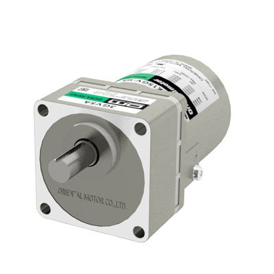 Single-Phase 110/115 VAC, 60 Hz, 15 W (1/50 HP) AC Gear Motor ( Motor with 60:1 Gearhead) - 15 Hp Ac Motor