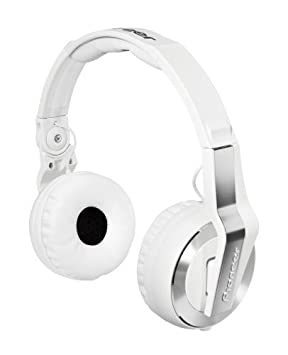 Cascos DJ HDJ-500 - Color blanco